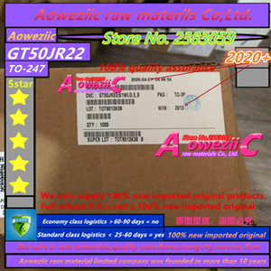 Image 4 - Aoweziic 2020 + 100% neue importiert original GT50JR22 50JR22 ZU 247 IGBT power transistor 50A 600V