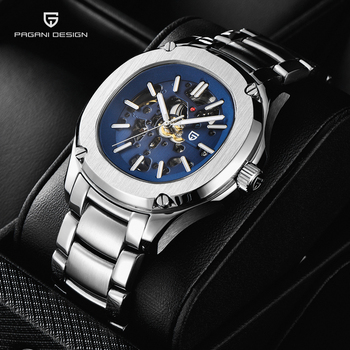 PAGANI DESIGN Mechanical Automatic Watch Men Top Brand Luxury Watches For Men Waterproof Business Men Watch Clocks reloj hombre