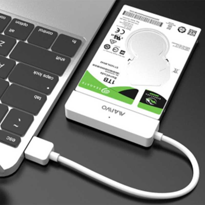 MAIWO K104A USB3.0 vers SATA câble de convertisseur pour 2.5 pouces disque dur HDD disque dur HD