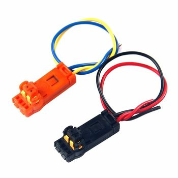 Security Airbag Clockspring Wires Connector Plugs For Mazda Nissan Toyota VW image