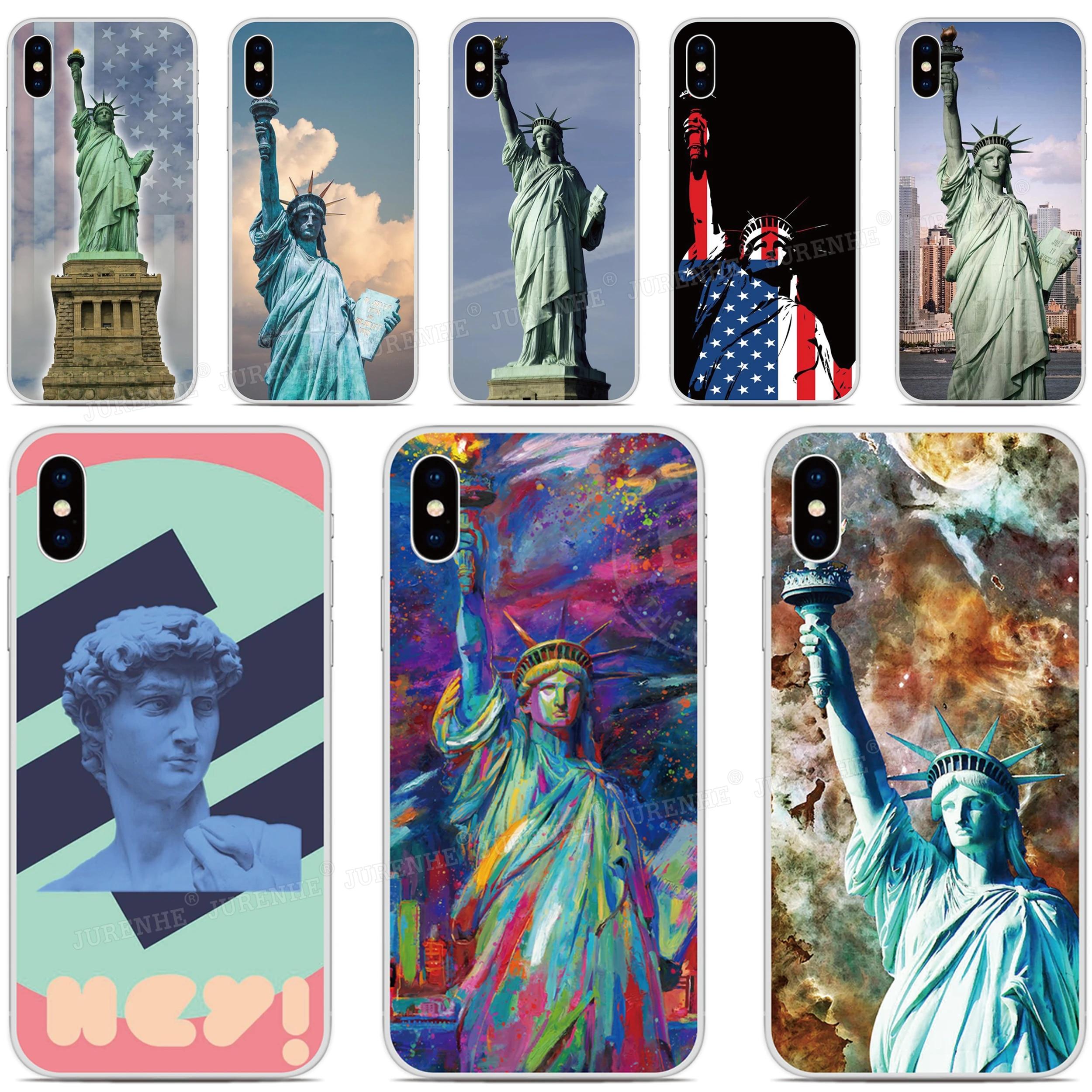 Statue Liberty Medusa Soft TPU Phone Case For Cubot P30 X19 R11 J3 Pro P20  Power Nova Note S J5 J7 R15 Pro R19 Max 2 2019 Cover|Phone Case & Covers| -  AliExpress