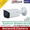 Gratis Verzending Dahua 8MP Ip Camera IPC-HFW2831T-ZS-S2 Gemotoriseerde Varifocale 2.7 Mm-13.5 Mm Lens Bullet Netwerk Camera ir 60M