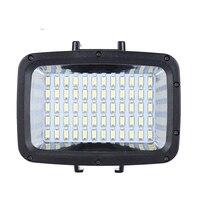 Andoer Mini 60 stücke LED Video Licht 1800LM 3 Modi Wasserdicht 5500K Füllen-in Licht Lampe für GoPro xiaomi SJCAM Canon Nikon Sony
