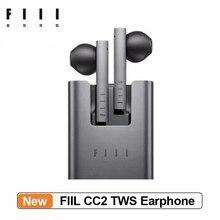 FIIL CC CC 2 TWS Drahtlose Bluetooth Kopfhörer Noise Reduktion Sport Kopfhörer Bluetooth 5,2 Headsets Für Iphone Xiaomi Huawei