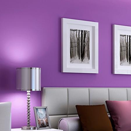 wallpaper ungu aesthetic - kata bijak berkesan