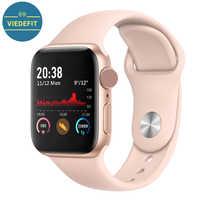 Smart Watch Bluetooth Phone Call 44MM Universal Strap Fitness IP67 Waterproof Heart Rate 1.54 Smartwatch For Men Women PK iwo 12
