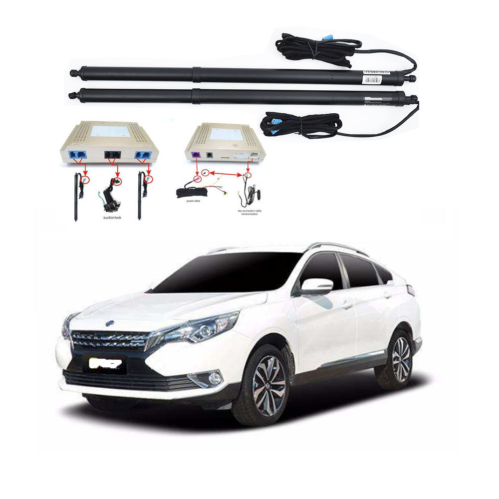 New Electric Tailgate Refitted For NISSAN VENUCIA T90 2017-2020 Tail Box Intelligent Electric Tail Door Power Tailgate Lift Lock