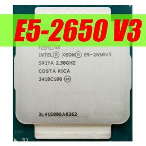 Image 2 - Set di schede madri atermiter X99 D4 con CPU Xeon E5 2650 V3 LGA2011 3 2 pezzi X 16GB = 32GB 2666MHz REG ECC RECC memoria DDR4