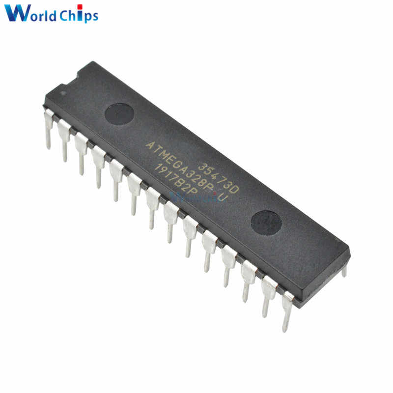 5Pcs new ATMEGA328P-PU DIP-28 microcontroller SL