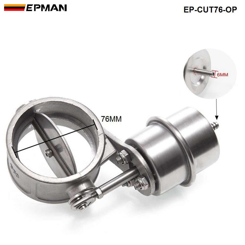 76 76mm estilo aberto pressão: cerca de