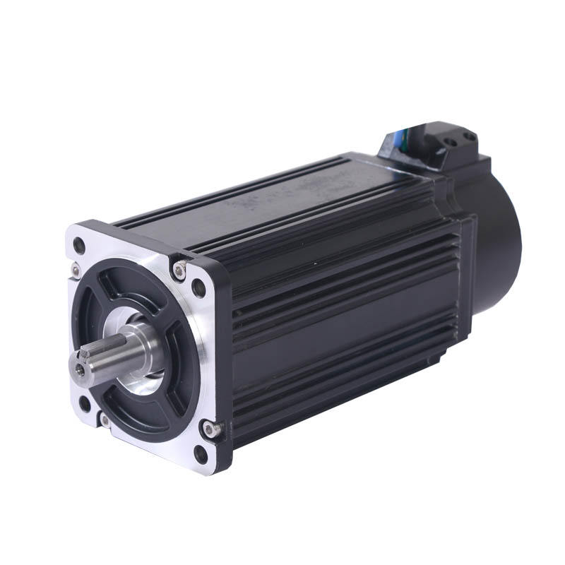 High torque Brushless <font><b>dc</b></font> <font><b>motor</b></font> with 2500ppr 24v <font><b>200w</b></font> bldc servo <font><b>motor</b></font> <font><b>dc</b></font> <font><b>motor</b></font> with encoder image