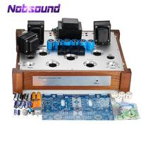 Nobsound 300B Vacuum Tube Amplifier PCB Board Class A Stereo Audio Power Amp DIY KIT 7W*2