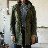 M51 Read Description! big US size reissue hand made classic M51 Parka US Army jacket
