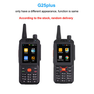 Image 2 - Anysecu G25PLUS 4G LTE Network Intercom Android Walkie Talkie F25 4G WIFI radio Phone Radios work with Zello REAL PTT
