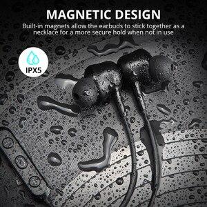 Image 5 - Langsdom L17 spor Bluetooth kablosuz kulaklık Mic ile spor Bluetooth kulaklık Xiaomi huawei fone de ouvido bluetooth