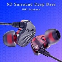 USB Type C Metal Earphone with Mic for Xiaomi samsung huawei Oneplus meizu Typec in ear headset stereo earphones
