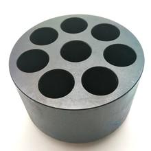 Cylinder block A8VO80 A6VM80 A7VO80 for pump repair REXROTH plunger pump