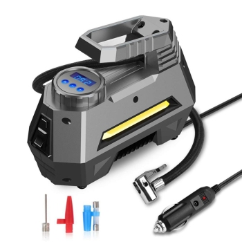 Car Air Compressor Tyre Inflator Pump Portable Compressor Digital Car Tyre Pump 12V 150PSI Air Pump for Car Bicycle Tires Balls made in germany fit for hyundai centennial genesis equus air suspension compressor pump 55880 3n000 558803n000