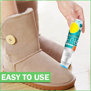 180ml Winter Shoes Cleaning Spray Suede Care Cleaner Coat Cushion Cleaning For All Purpose Practical Home Household