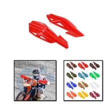 Para kawasaki z750 z900 vanvan 200 mão guardas handguards motocross motocicleta acsesorio v strom 650 xt abs tu250x rmx450z rm125