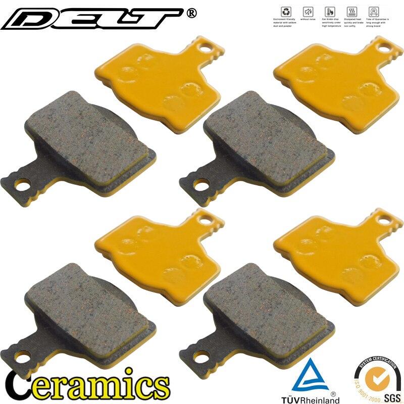 4 Pair Ceramics MTB Mountain Bike Cycling Bicycle Disc Brake Pad For MAGURA MT2 MT4 MT6 MT8 Accessories