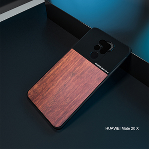 Image 3 - Kase Moblie Phone Lens Wooden+Aluminum Alloy Case Holder for Huawei Mate 20 P30 P40 P20 Pro P10 and 17mm Mount Smartphone Lens