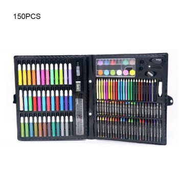 150Pcs Professional Color Pencil Child Drawing Set Painting Set Colored Pencils For Children-Colored Drawing Pencils Art Set фото