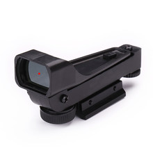 Red Dot Taktis Riflescope Outdoor Berburu Shooting Gear Sight Lingkup 11 Mm Slot Kartu Penggunaan Utama(China)