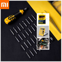 New Xiaomi DELI Repair kit 33in1 function free to splicing with extension rod Xiomi For Phone Electrical Emergency Maintenance(China)