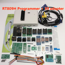Software Flash-Extremely Universal Programmer RT809H BGA63 TSOP48 Emmc-Nand New Fast