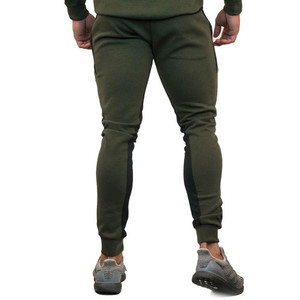 Image 4 - Sportswear Tracksuits Men Sets Running Gym Tracksuit Fitness Body building Mens Hoodies+Pants Jogger Sport Suit Men Clothing