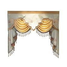 8 Style luxury Valance…
