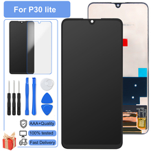 High Quality LCD For Huawei P30 Lite LCD Display Screen Replacement Digitiger Assembly MAR-L01A L21A Perfect Repair Pantalla