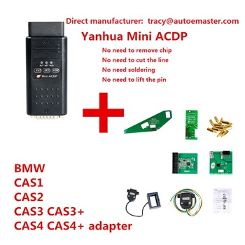 2019 hot Yanhua ACDP master for BMW FEM BDC CAS3 CAS4 CAS4+ key programming mileage reset ISN code reading without soldering