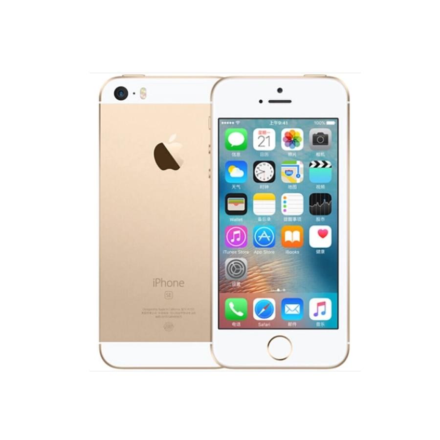 "Original Entsperrt Apple iPhone SE Cellp telefon iOS 4.0 ""12,0 MP Touch ID Chip Dual Core Handy A9 2G + 16/32GB/64GB Smartphone"