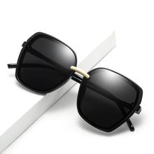 2020 Vintage Brand Designer Square Sunglasses Women Fashion