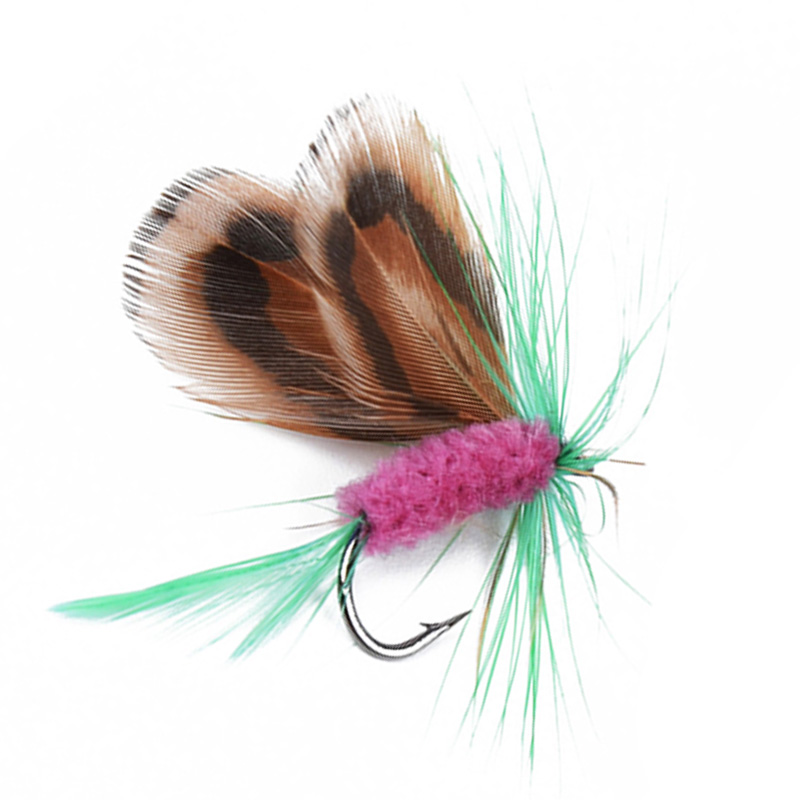 12Pcs/Set  Fly Fishing  Bait  2