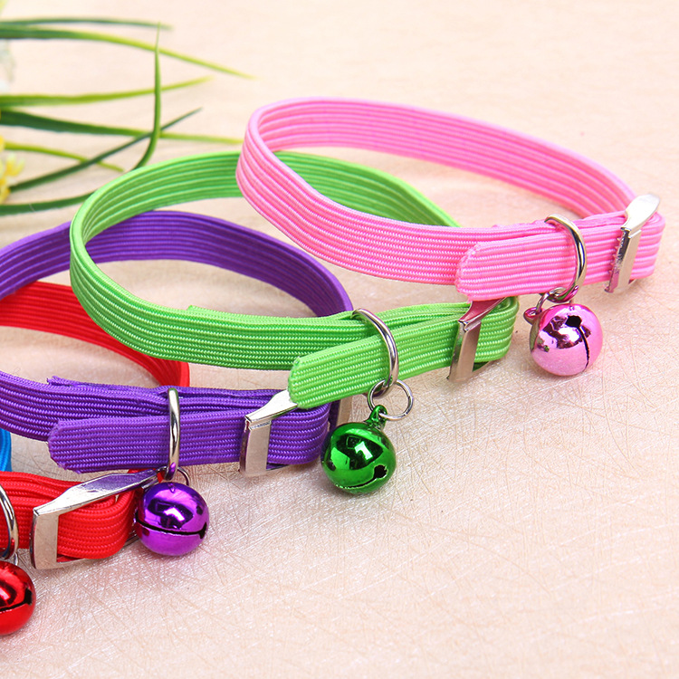 Feng Yuen Pet Supplies New Style Elasticity Cat Pet Dog Collar Pet Supplies