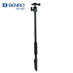 Image 4 - Benro IT25 SLR Camera Tripod For SONY Canon Nikon Flexible Aluminium Alloy Tripod Portable Bracket Professional Tripod Head Set