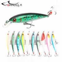 Minnow Angeln Lockt Mino Falschen Fisch Gewichte 7g Whopper Bass Angeln Articulos De Pesca Isca Künstliche Gefälschte Fisch Karpfen angeln