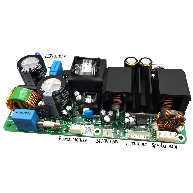 ICE125ASX2 Power Amplifier Board Digital Power Amplifier Board Have A Fever Stage Power Amplifier Module Fever Amplifier Board