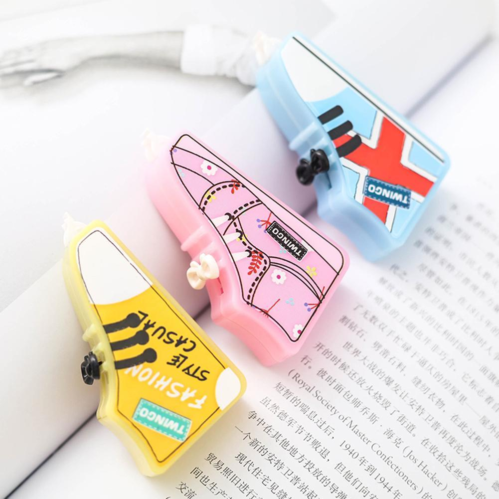 Kawaii Correction Tape Corrective Stationery Roller Office White Sticker Study Biggest-selling Tools T7P8