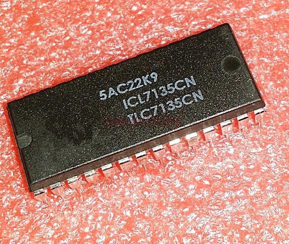 1pcs/lot ICL7135CN TLC7135CN ICL7135 TLC7135 DIP-28 In Stock