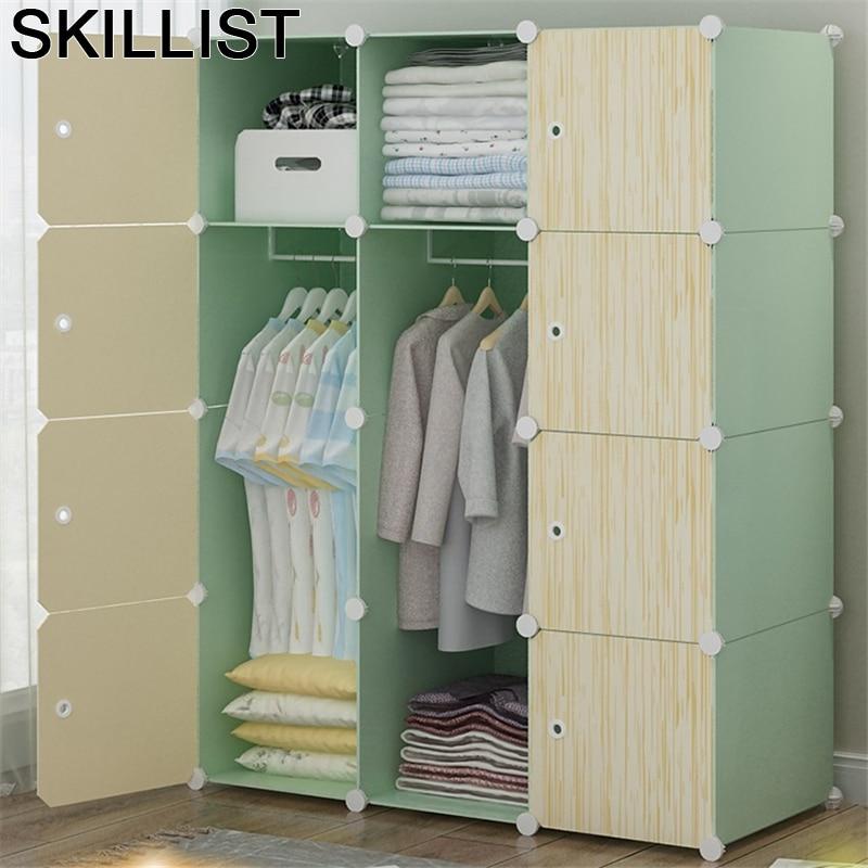 For Bedroom Mobilya Meuble De Rangement Armario Kleiderschrank Gabinete Armadio font b Closet b font Guarda