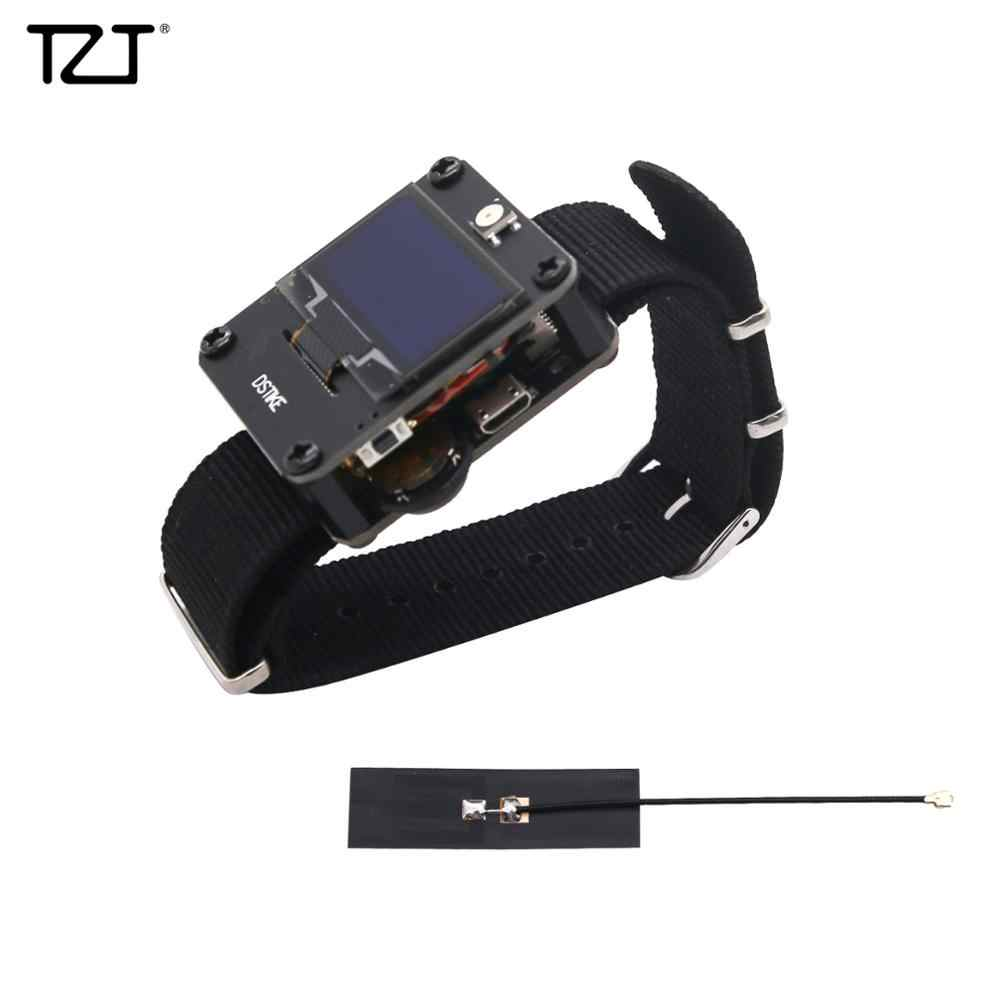 Tzt Dstike Wifi Deauther Gelang Smart Watch Wearable ESP8266 Development Board UNTUK ARDUINO