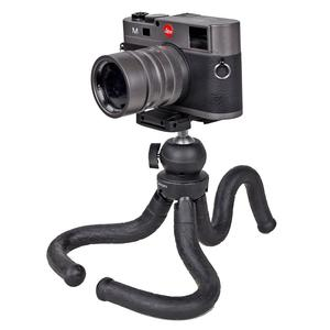 Image 4 - Cima pro RM 30II Travel Outdoor Mini Bracket Stand Octopus Tripod flexible Tripe Tripode For phone Digital Camera GoPro