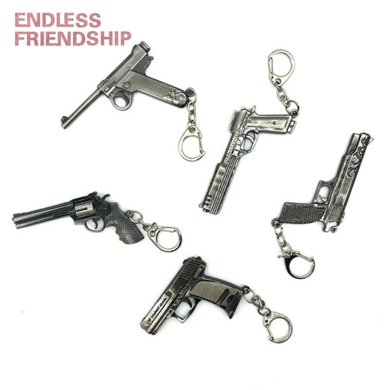 Gloomi горячая Распродажа, новинка, товары для игры, пистолет, мужские пистолеты, брелок, подвеска, CS Sniper, брелок, ювелирные сувениры, подарки