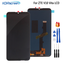 For ZTE Blade V10 Vita LCD Display Touch Screen Digitizer For ZTE Blade V10 Vita Display Assembly Replacement Screen LCD 100% high quality new for zte blade d lux display touch screen digitizer assembly white color 1pc lot free shipping