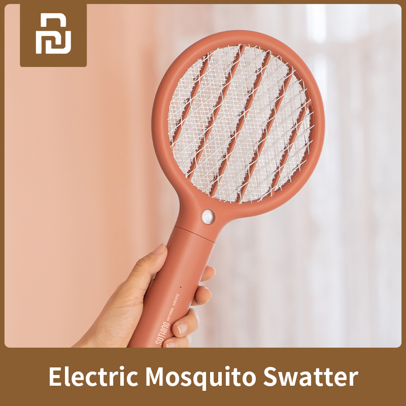Xiaomi Youpin Sothing Mini USB Electric Mosquito Swatter Dispeller Portable With LED Light For Home/Car/Outdoor