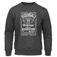 Männlichen Sweatshirts 2019 gedruckt Breaking Bad Heisenberg mode hoodies Herbst fleece Oansatz herren sportswear harajuku Pullover